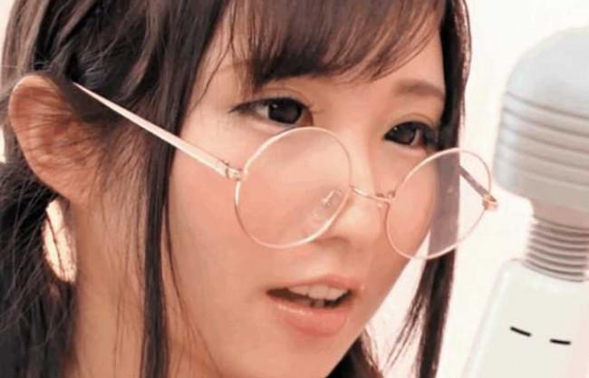 アニヲタ系コミュ障の香りがほんのりwメガネをとったら美少女って萌え要素ハンパないっ♡素顔は淫語連発&貪欲な絶倫女子大生